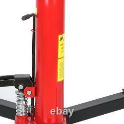 0.5t 2 Étape Tonne Boîte De Vitesses Hydraulique Transmission Jack Garage Moteur Levage