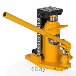 10 Ton Hydraulic Toe Jack Machine Lift Cylinder Réparation Industrielle Exclusive