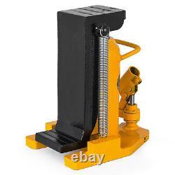 10 Ton Hydraulique Toe Jack Machine De Levage Réparation Cylindre Propriétaire Industriel