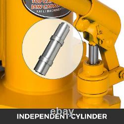 10 Tonnes D'équipement De Machine De Levage De Vérin D'orteil Hydraulique En Acier Soudé