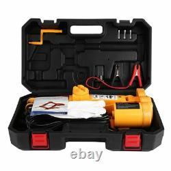 12vdc Automobile Voiture Électric Jack Lifting Suv Van Garage Équipement D'urgence