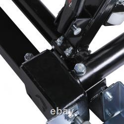 1.5t 1.5 Ton Mobile Accueil Garage 1500 KG Scissor Basculement Voiture Ascenseur Rampe Hoist Jack