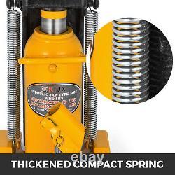 20 Ton Hydraulic Toe Jack Machine Lift Cylinder Traité À La Chaleur Soudé Proprietary