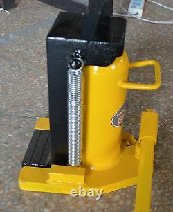20 Ton Hydraulic Toe Jack Ram Machine Lift Cylinder (20 Ton Hydraulic Toe Jack Ram Machine Lift Cylinder)