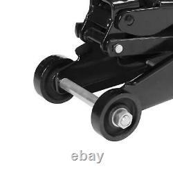 2,5 Tonnes Hydraulique High Quick Lift 4x4 Trolley Jack Voiture Van Vus Lifting Jack