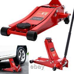 2.5ton Car Jacks Levage Hydraulique Chariot Jack Floor Jack Dual Pump Profil Bas