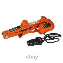 3 Ton Électrique Jack DC 12v Tout-en-un Scissor Lift Jack Repair Tool Pour La Voiture Automatique