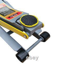 3 Tonnes 70mm Ultra Faible Profil D'entrée Chariot Jack Voiture De Levage Haute (b-grade)