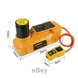 5 T Ton Voiture Électrique Hydraulique Crics De Plancher De Levage Clé À Chocs Outil D'urgence