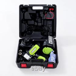5 Ton 4 En 1 Automobile Voiture Électrique Jack Réparation De Pneus Portable 12v Clé De Levage