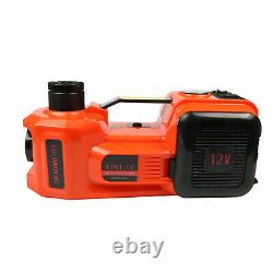 5 Ton 5t Voiture Électrique Jack Floor Lift Repair Tool 12v Voiture Suv Jacks