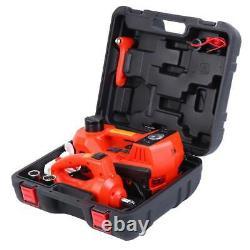 5 Tonnes 5t Voiture Électrique Jack Floor Lift Repair Tool 12v 15-45cm