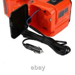 5ton Automatique Électrique Hydraulique Sol Jack Van Car Lift 45cm Heavy Duty 150psi