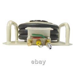 6600lbs Triple Bag Air Jack 3 Ton Air Jack Pneumatique Air Bag Jack Outil De Levage Jack