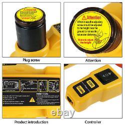6 Ton Électrique Hydraulique Jack Car Truck Suv Floor Jack Lifting Tool Portable 12v