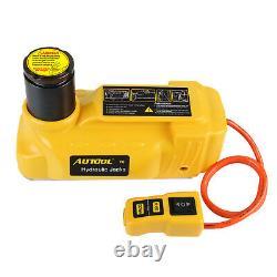 6ton Voiture Électrique Jack Portable 12v Suv Camion Électrique Hydraulique Cric Ascenseur