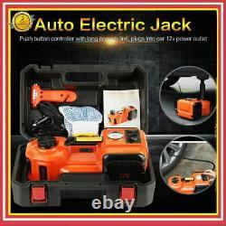 Auto Hydraulique Électrique Jack 5 Ton Automotive Shop Axle Hoist Lifting Equipment