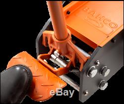 Bahco Bh13000 3 Tonnes Supplémentaires Compact Hydraulique Ascenseur Chariot De Levage Garage Jack
