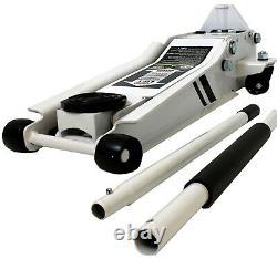 Chariot Professionnel À Profil Bas Avec Garage De Voiture Rocket Lift 2.5 Ton