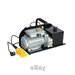 Ciseau Portable Kwik Quick Lift Jack Ac220v 2,5 Ton E4g Kl2500ac