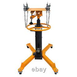 Double Ressort Hydraulique Transmission Jack Car Lift 1300 Lbs/ 0.5 Ton 2 Stage