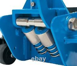Draper 2 Tonnes De Chariot De Levage Hydraulique Extra-compact Voiture De Garage Ascenseur Jack 01105