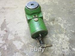 Felco Hydraulic Jack 20 Ton Precision 3.375 Lift Low Clearance Machinery Move 4