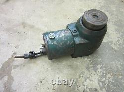 Felco Hydraulic Jack 20 Ton Precision 3.375 Soulever Les Machines À Faible Dégagement Déplacement 2