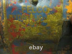 Felco Hydraulic Jack 20 Ton Precision 3.375 Soulever Les Machines À Faible Dégagement Déplacement 3