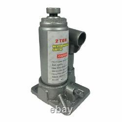 Heavy Duty 2 Tons Hydraulic Bottle Jack Automotive Car Repair Shop Outil De Levage