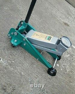 Huaqi 3ton Chariot Lourd Jack Garage Atelier Équipement De Levage De Véhicule De Voiture