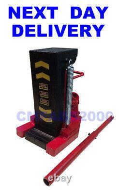 Jack D'orteil Hydraulique 10t (14t Sur Tête) 10t 10 Tonnes 10000kg Soulevez Hydraulique