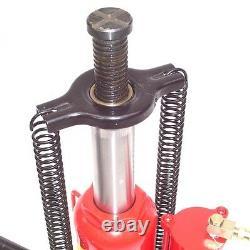 Jack Hydraulique D'air Lourd De 20 Tonnes Jack Bouteille 06184 Ascenseur Pneumatique Ram Voiture Va