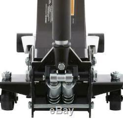 Low Profile Cric Speedy Lift 3 Tonnes À Double Pompe Design Résistant À La Rouille