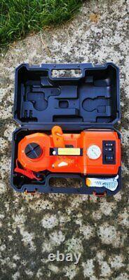 Nouvelle Voiture Électrique Jack Hydraulique Étage 12v DC 5 Tonnes 11023lb Scissor Lift Réparation
