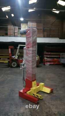Offre 45 Ton Mobile Truck Column Lift 6 X 7.5t Réglable Carriage £17248+vat