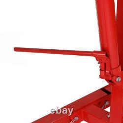 Pliage 2 Tonnes De Moteur Hydraulique Hoist/crane/ Stand Lift 2000kg Garage Jack