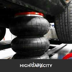 Pneumatic Car Jack 5 Tonnes 11023 Lbs Air Jack Hauteur De Levage Jusqu'à 16'