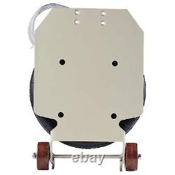 Pneumatic Triple Air Bag Car Jack Trolley 3 Ton 6600 Lbs Cap 400 MM Hauteur De Levage