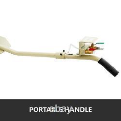 Pneumatique Triple Air Bag Car Jack Trolley 5 Ton 11023 Lbs Cap 400 MM Hauteur De Levage