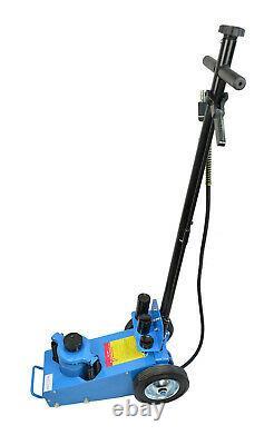 Poids Lourd 22 Ton Air Floor Hydraulic Trolley Jack Lift Lifting Car 4x4 Van