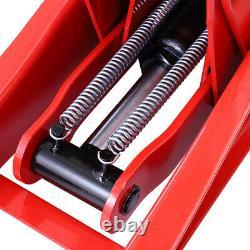 Professional 2.5ton Lifting Low Profile Garage Trolley Jack Compact Car/van Lift