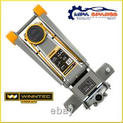 Sip 09823 Winntec 3 Tonnes Turbo Lift Trolley Jack Pu Wheels 120 450mm Gamme