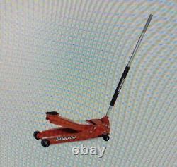Snap-on Hydraulic Trolley Floor Jack 2 Ton (23 Max. Lift) Modèle Fj200eur