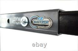Switzer 1 Ton Moteur De La Grue Tonne Verticalisateur Hoist Jack Pliant Hydraulique Gris