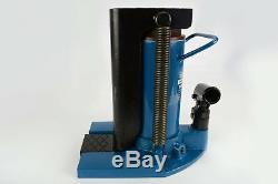 Temco Machine Hydraulique Toe Jack Lift 5/10 Tonnes Piste Garantie De 5 Ans