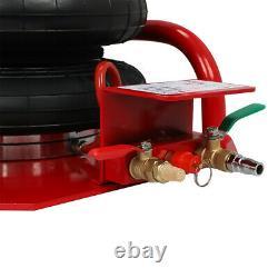 Triple Bag Air Jack Pneumatic Jack Lift 3 Ton Trolley Jack Hauteur Réglable