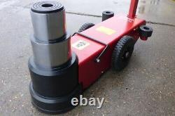 Tyreon Tph80-t2 Air Hydraulique Jack 80tons Lift 23-58.3 CM 2 Stage Telecopic