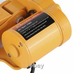 Voiture De 3 Tonnes Électrique-jack Élévateur Hydraulique Jack Garage Emergency Equipment+box
