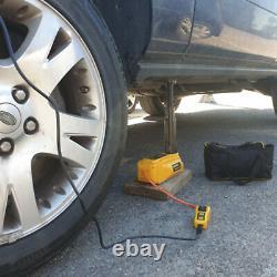 Voiture Hydraulique Électrique Jack Lift 12v 6 Ton Floor Jack Suv Truck Repair Tool
